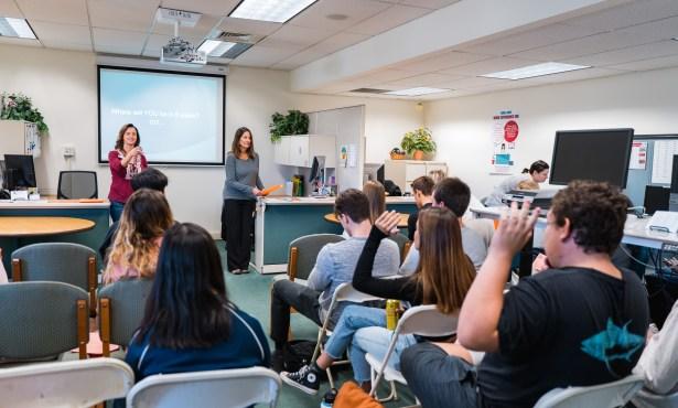 SBCC Career Center Opens Job Pathways