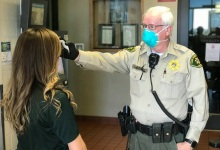 Two More Santa Barbara Sheriff's Employees Test Positive for COVID-19