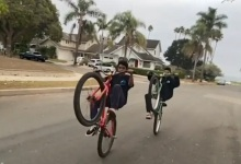 Santa Barbara's Homegrown Wheelies
