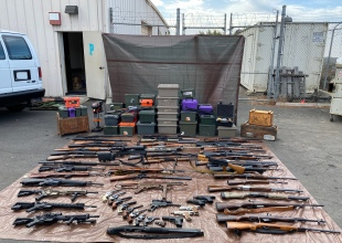 Son of Gun Supply Store Owner Arrested on Firearm and Drug Charges