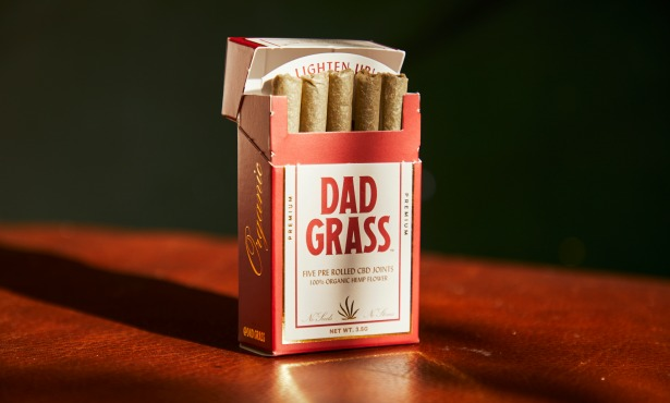 Dad Grass Brings Smoke Without the High