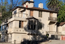 Santa Barbara's Metaphorical 'White House'
