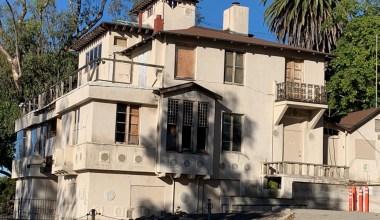 Santa Barbara's Metaphorical 'White House'