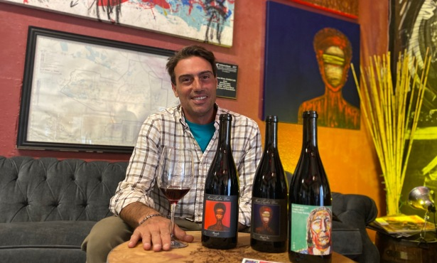 The Italian Soul of Section Wines