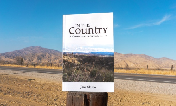Jane Slama's 'In This Country: A Chronicle of the Cuyama Valley'