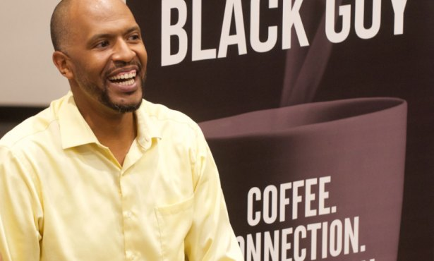 Amid Pandemic Conditions, Coffee with a Black Guy Keeps Up the Conversation