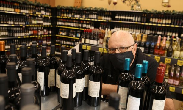 Meet Byron Collett, Grocery Outlet's Wine Expert