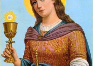 Happy Saint Barbara's Day