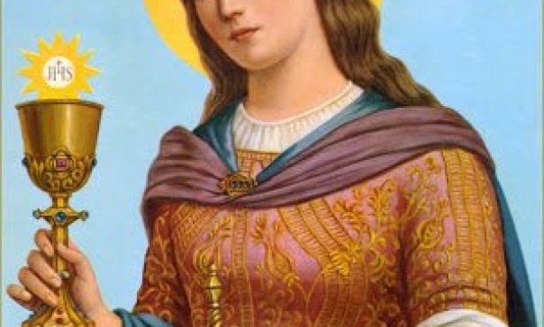 Happy Saint Barbara's Day
