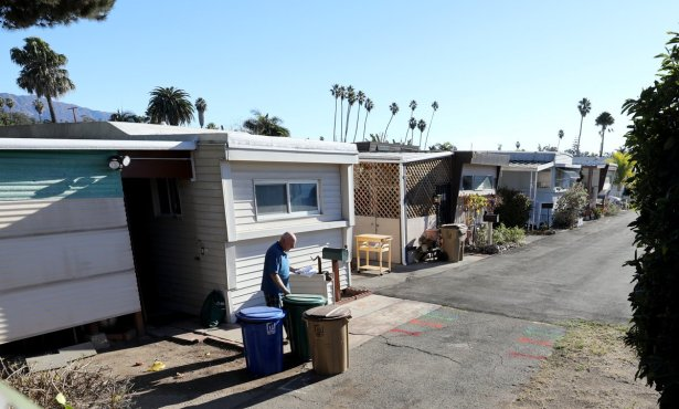 Flamingo Mobile Home Park Fends Off Predatory Owner