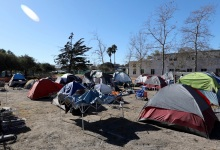 Isla Vista Recreation & Park District Relocates Tent City Residents