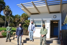 Arroyo Burro Beach Park Site Improvements and Ranger Office Completion