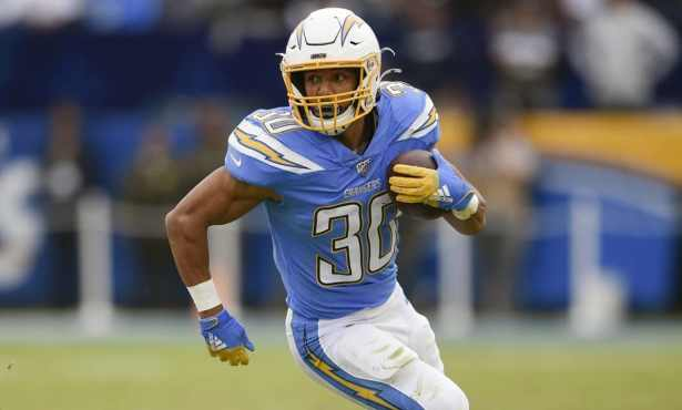 L.A. Chargers Star Donates New Workout Facility to Santa Barbara High School