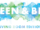 Green & Blue: Living Room Edition