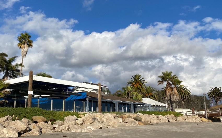 Bye-Bye, Beachside Bar-Café