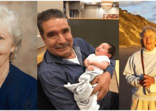 Death in the Family: Norma M. Dockery, Alberto Pinto Arciniega, Jean Marvin