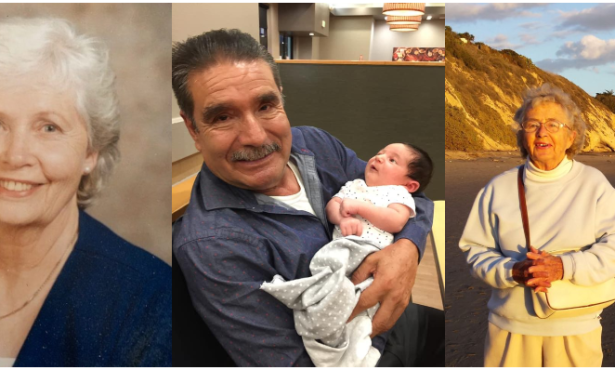 Death in the Family: Norma M. Dockery, Alberto Pinto Arciniega, Jean Marvin