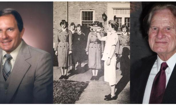 Death in the Family: Stanley Emmet Shaw, Ernestine Depp Patrick, Alfred Daniel Eliason