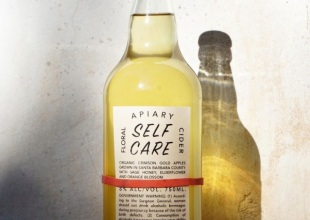 The Apiary's Self-Care Cider
