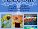 """Abloom"" – Virtual Artist Exhibition"