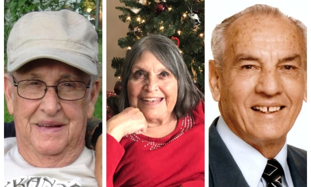 Death in the Family: Gerald Lee Walters, Yolanda Andrade, Frank Aiello