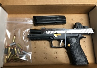 Santa Barbara Police Confiscate Two Loaded Handguns from Suspects at Eastside 7-Eleven