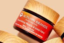 Autumn Brands Nourishing Muscle + Joint Salve