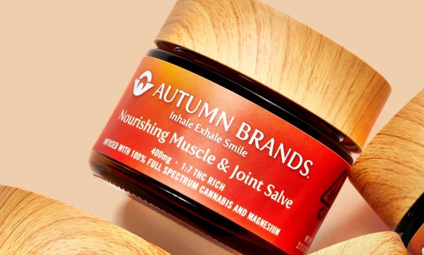 Autumn Brands Nourishing Muscle + Joint Salve