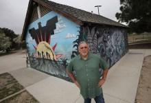 Past and Future Collide over Ortega Park Murals