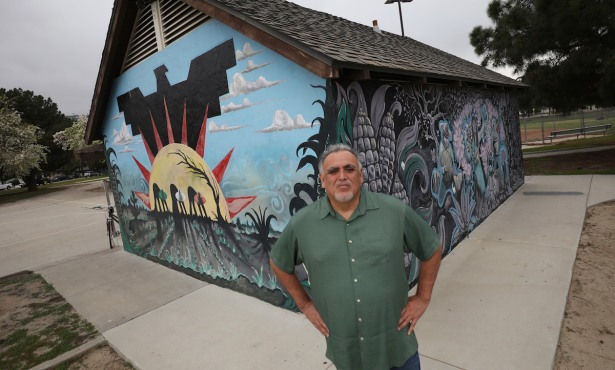 Artists Clash over Fate of Ortega Park Murals