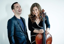 Alisa Weilerstein and Inon Barnatan, UCSB Arts & Lectures House Calls Concert