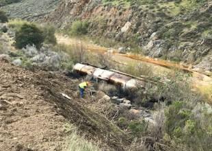 EPA Reaches Settlement of Cuyama River Oil Spill