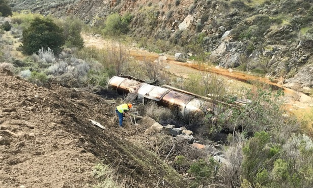 EPA Reaches Settlement of Cuyama River Oil Spill