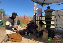 Eight Arrested in Protest to Save San Marcos Foothills