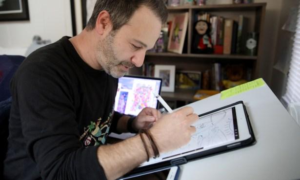 Daniel Sulzberg's Illustrated Life