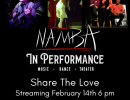 Digital Concert: IN PERFORMANCE by NAMBA