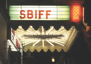 Beachside Drive-Ins for SBIFF 2021