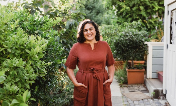 Samin Nosrat on Fame, Food, and Writing