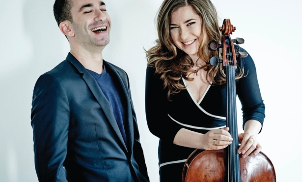 Alisa Weilerstein and Inon Barnatan House Call
