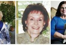 Loved Ones Lost: Luella Zerr, Elizabeth 'Betsy' Swift Kline, Jo Carol Murphy