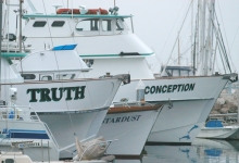 Facing Wrongful-Death Lawsuits, 'Conception' Owner Sells Off Remaining Boats