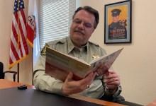 Sheriff's Office Celebrates National Reading Month