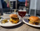 Third Window's Superb Sours and Smashing Smash Burgers