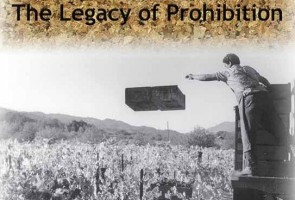 Zoom Event: Prohibition, Pandemics, & Pinot Noir