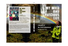 Cynder Sinclair's 'My Wild and Precious Life'