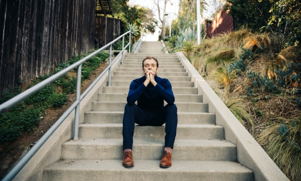 Chris Thile, UCSB Arts & Lectures House Calls Concert