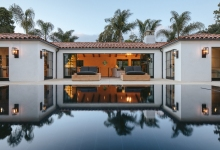 Cool Innovations in a Santa Barbara Custom Home