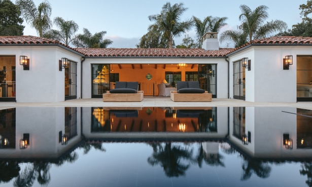 Cool Innovations in a Santa Barbara Custom Home