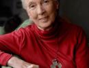 Online Event: Founder of The Jane Goodall Institute Jane Goodall