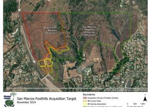 The San Marcos Foothills Stand-Off